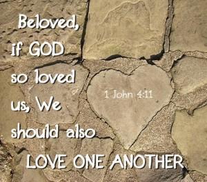 1 john 4 11 12