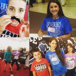 2015 VBS Kids
