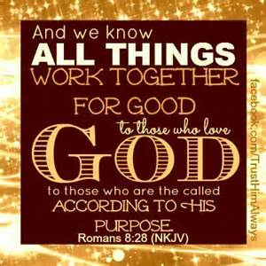 Romans 8:28 - Seagoville Church of Christ