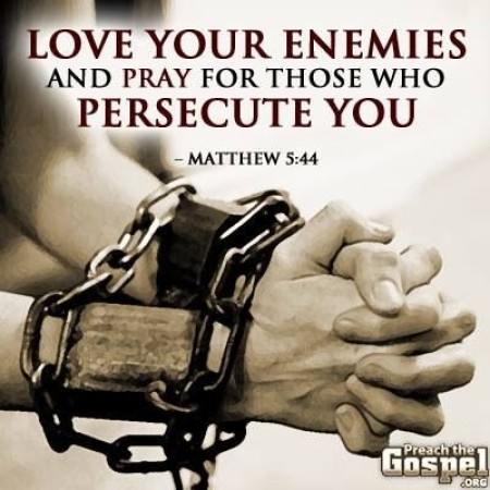 Image result for love your enemies photo