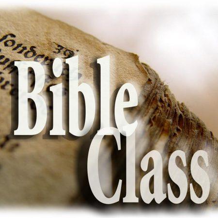 Beginning bible study classes